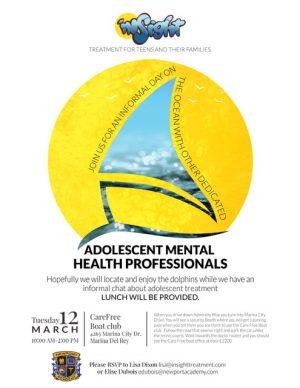 Adolescent Mental Health Professionals