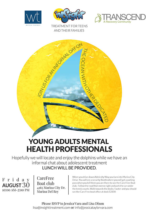 young adults mental health professionals