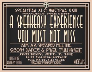 So. CALYPAA XI & WACYPAA XXIII Event