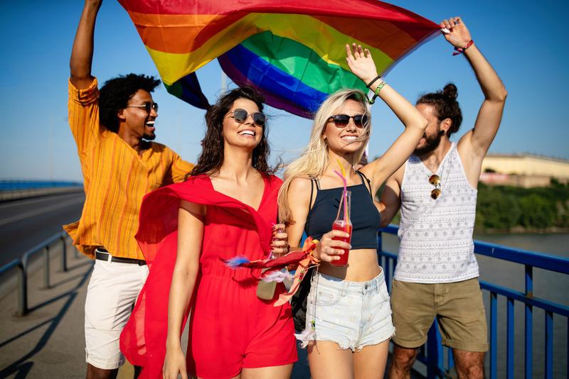 LGBTQIA+ Teen group therapy