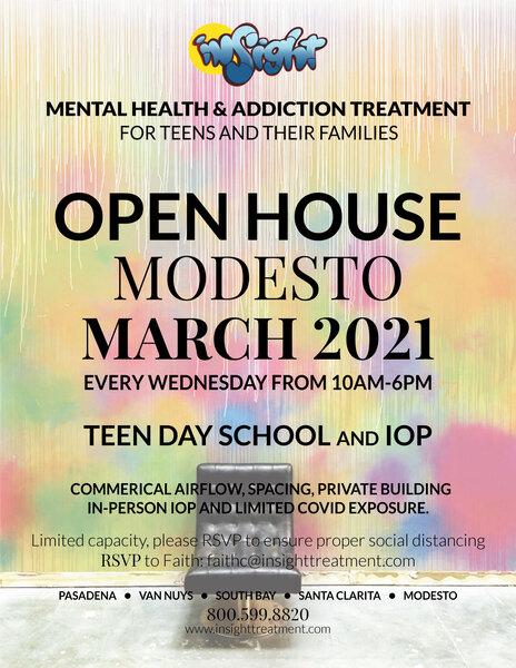 teen mental health modesto