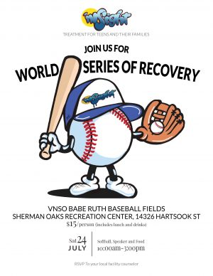 world series of recovery