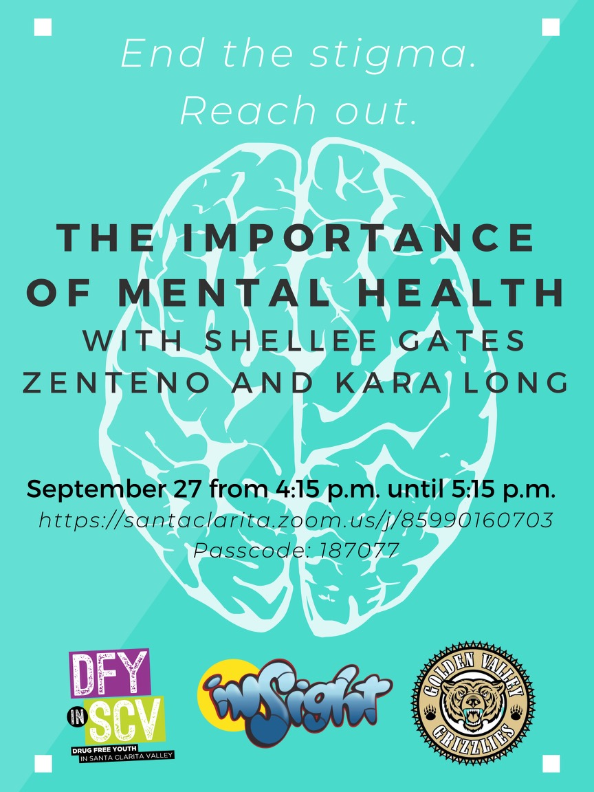 The Importance of Mental Health Event