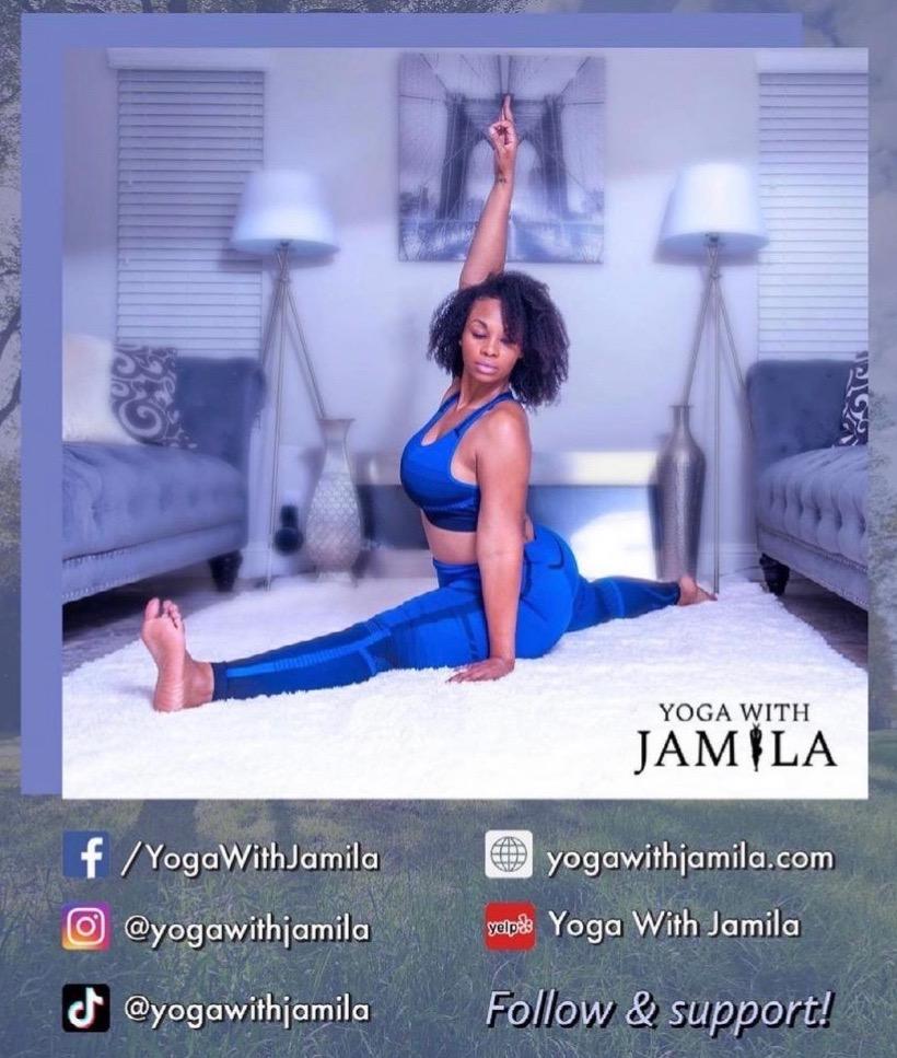 Yoga with Jamila